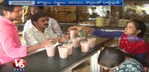 Health Sutra | Healthy Food Products Made With Millets | Hyderabad | V6 News