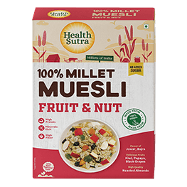 100% millet Muesli Fruit & Nut